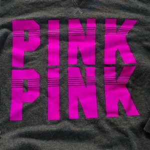 ⭕️Rare Pink Vs Sweatshirt  ⭕️